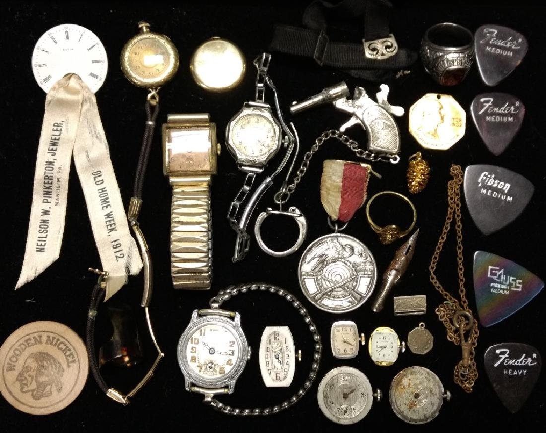 Watches and More