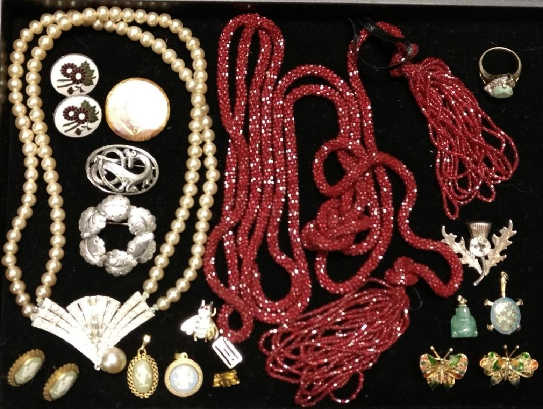 Vintage Pearl Necklace and More