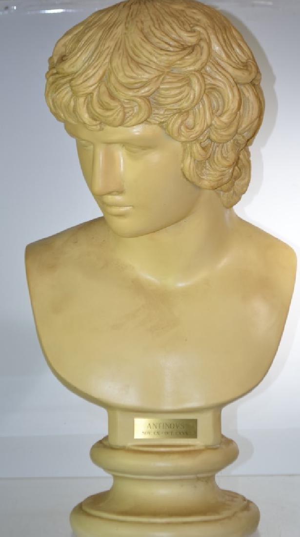 Bust of Antinovs