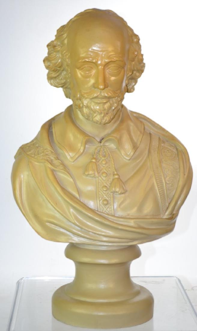Toscano Bust of Shakespeare