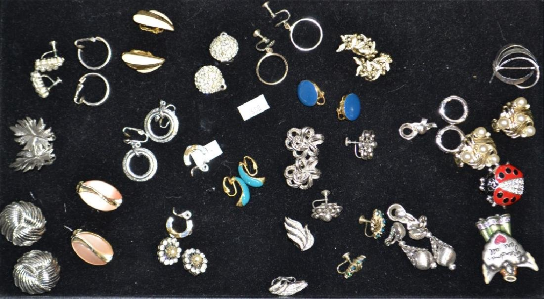 Clip Earring Grouping
