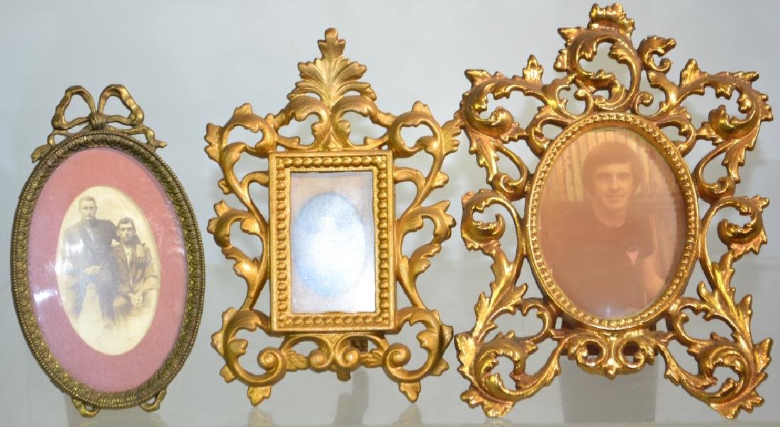 Fancy Picture Frame Grouping