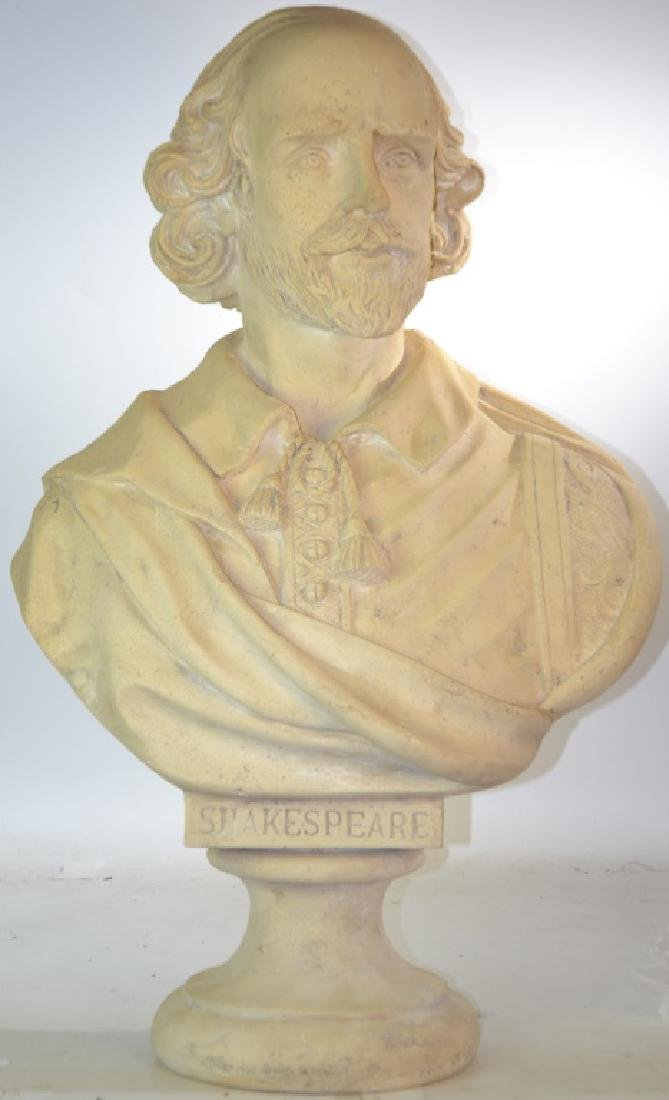 Large Bust of Shakespeare