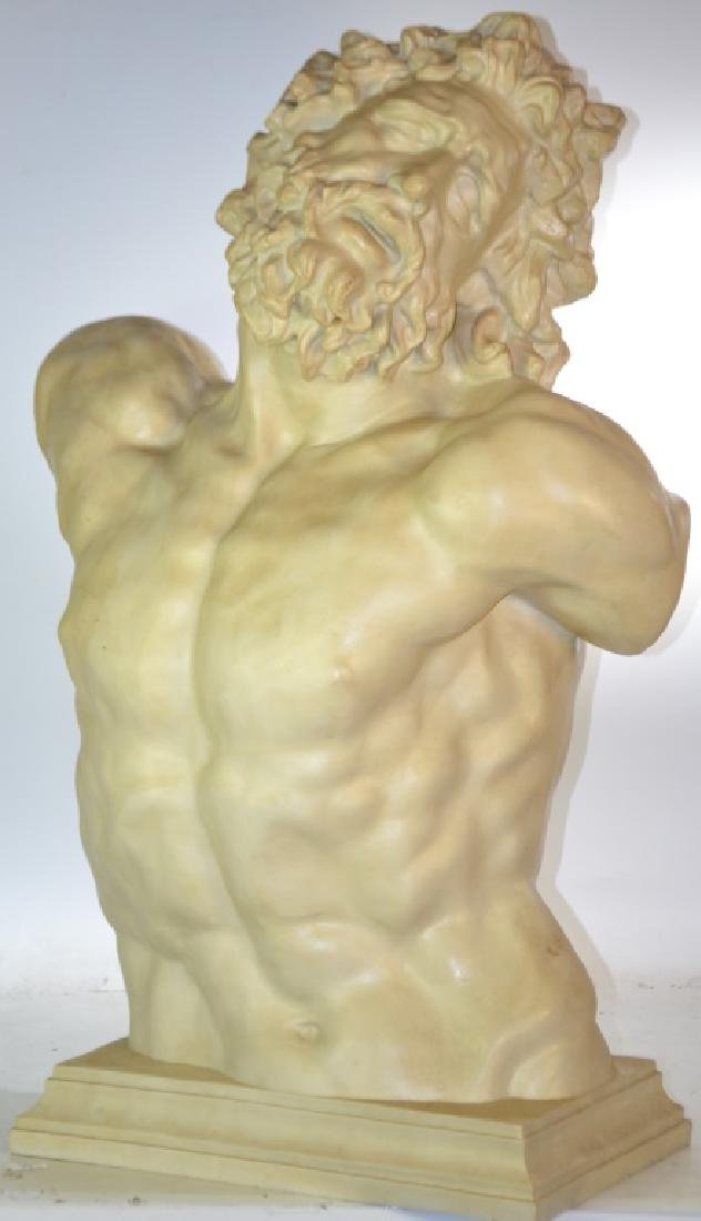 Large Bust of Zeus by Toscano