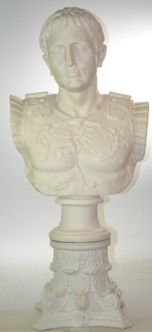 Bust of Caesar by Tozai
