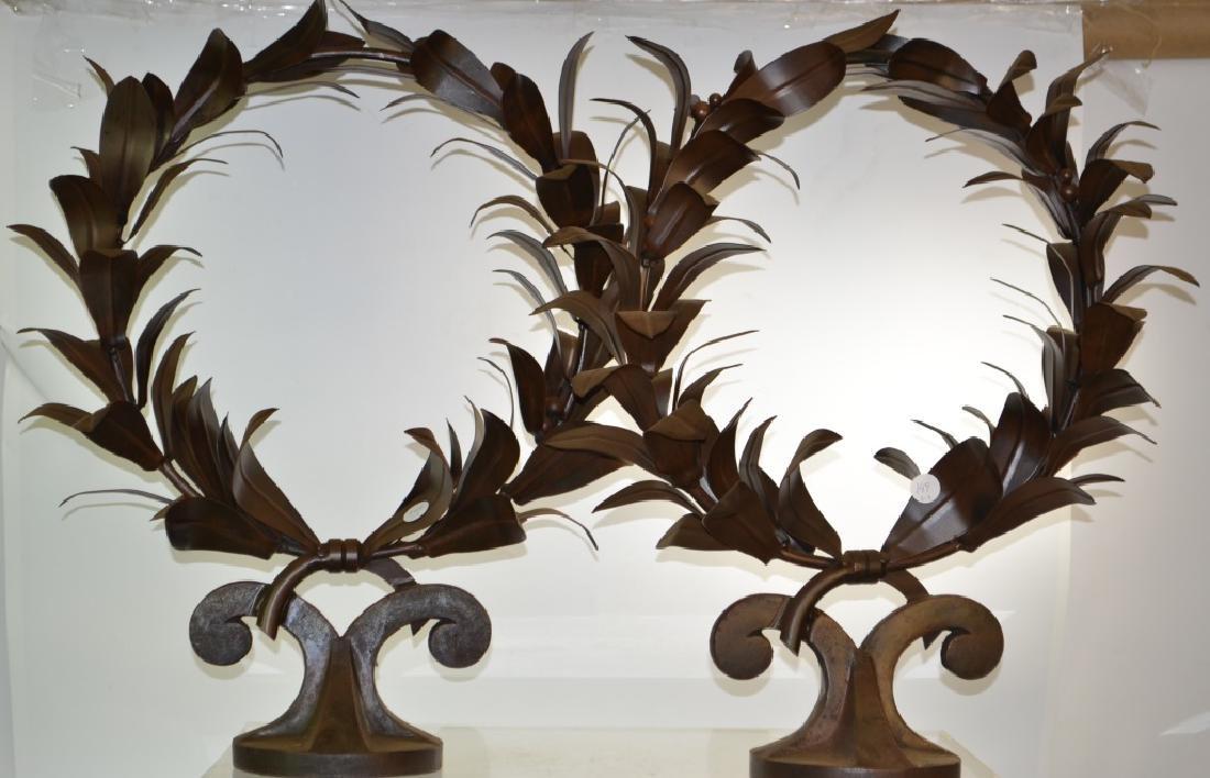 Pair of Decorative Wreaths