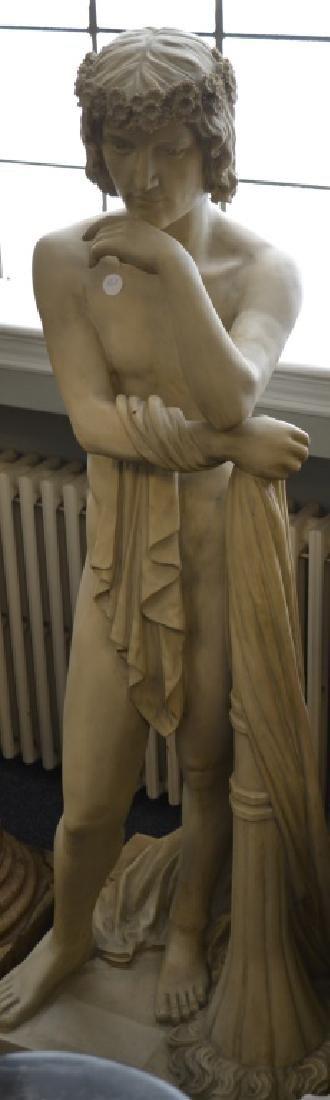 Figural Male Nude