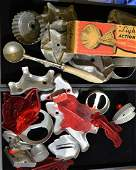 Vintage Cookie Molds and More