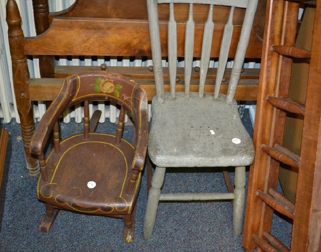 19th Century Child's Furniture Grouping - 2