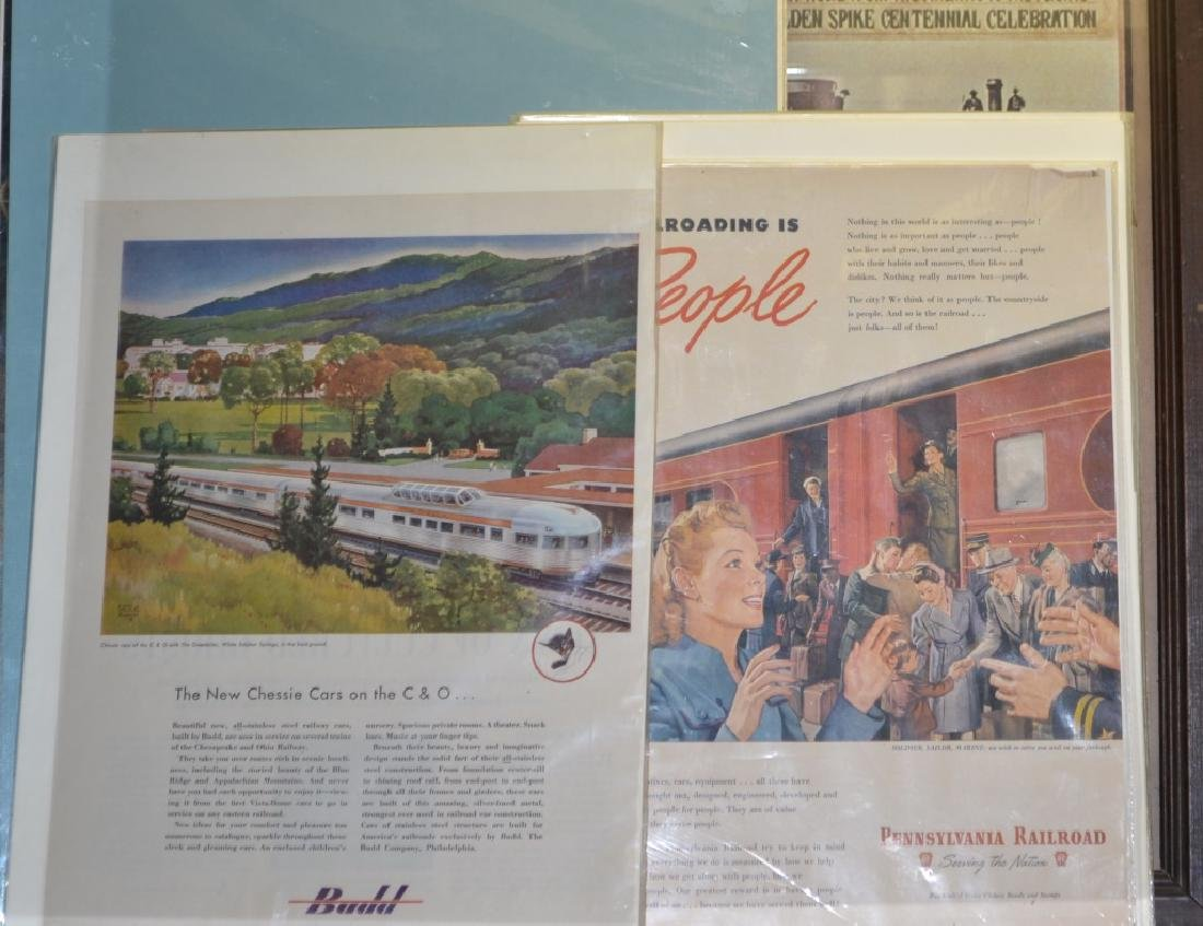 Railroad Advertising and More