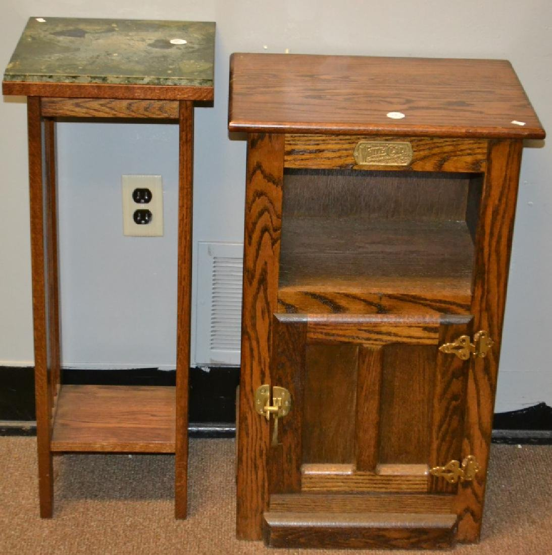 Marble Top Stand and More