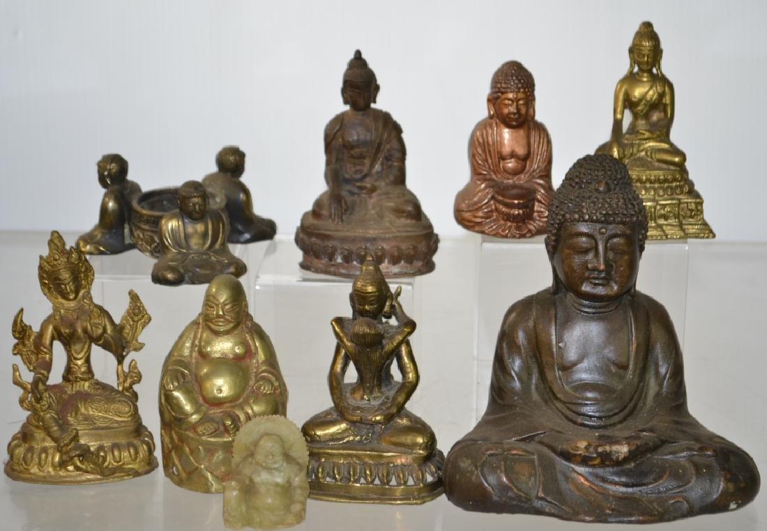 Grouping of Asian Deities