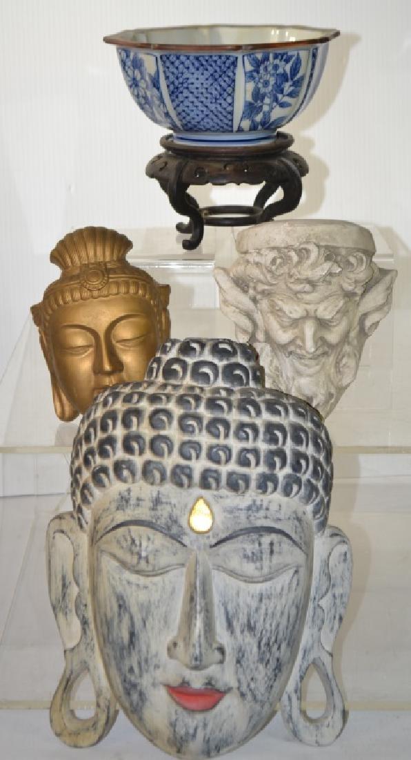 Asian Masks and More