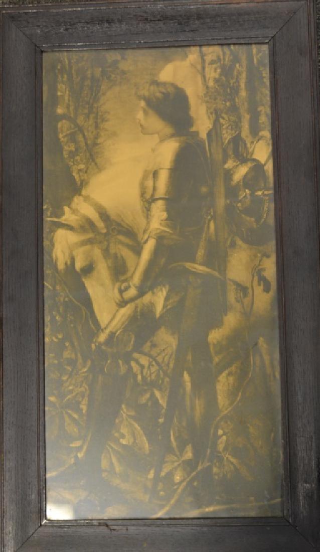 Framed Print of Arthur Var