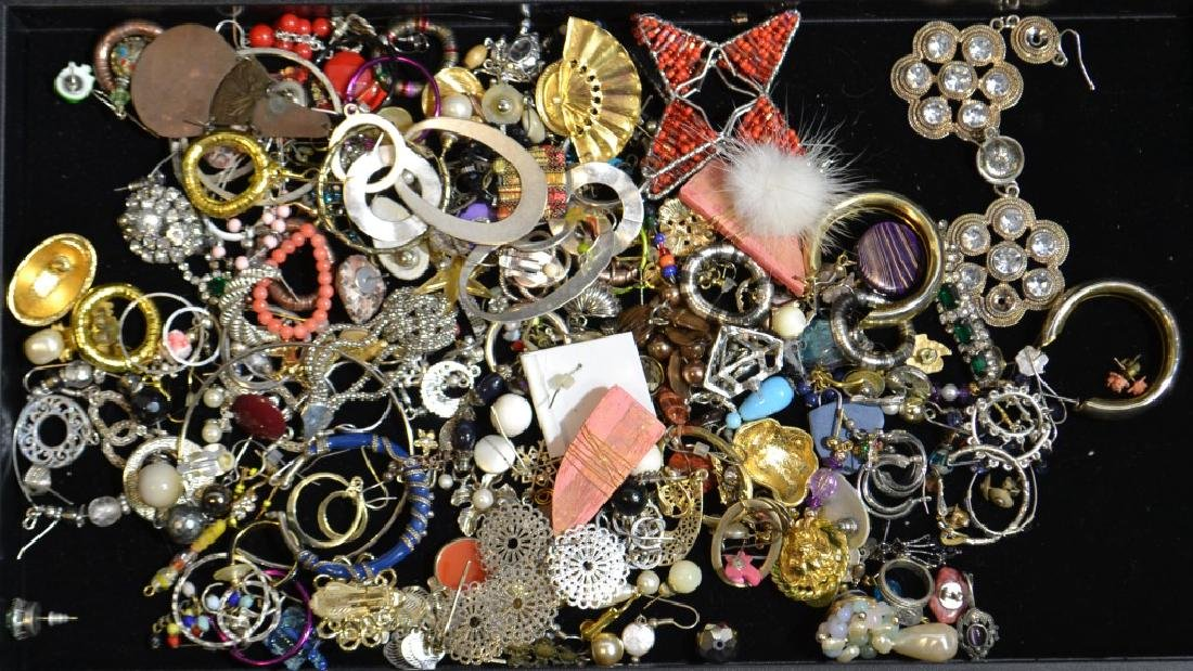 Costume Earring Collection