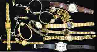 Mens and Ladies Wrist Watches
