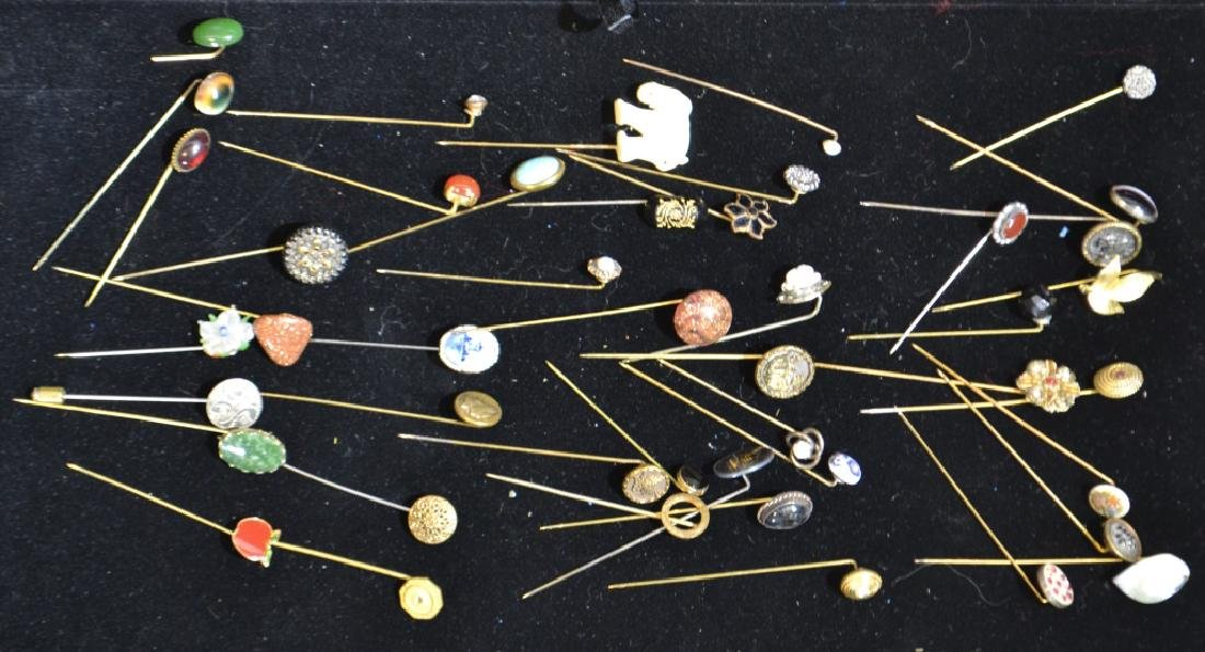 Vintage Stick Pin Collection