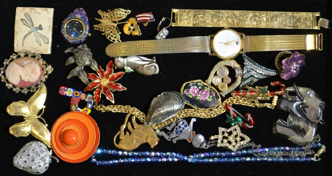 Brooches Necklaces and More