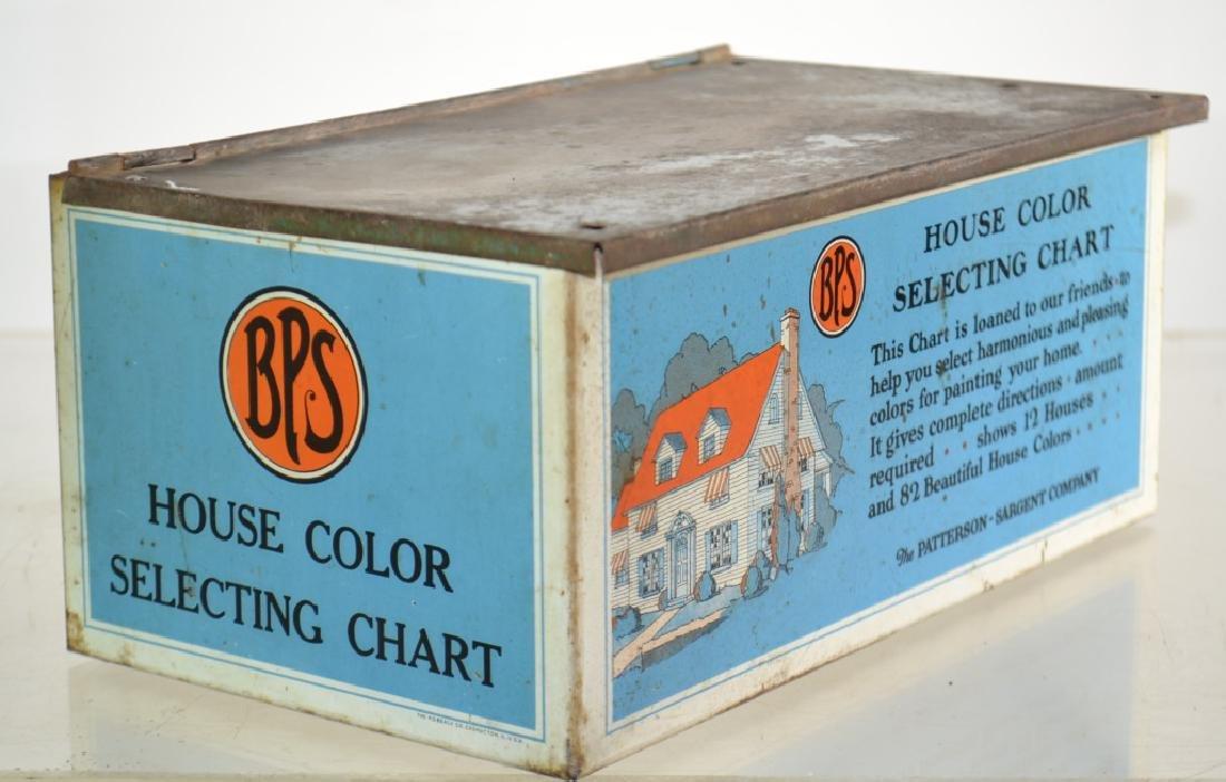 """BPS Paints"" Advertising Box - 2"