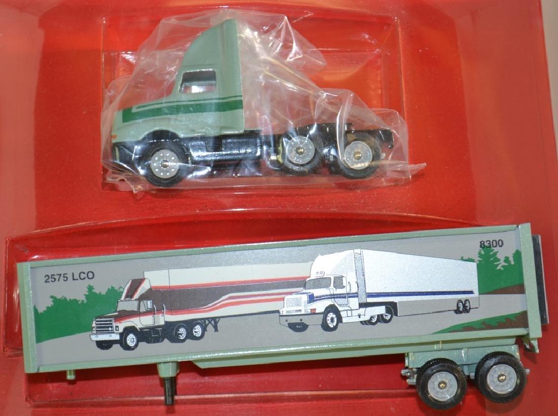 Four Winross Trucks - 4