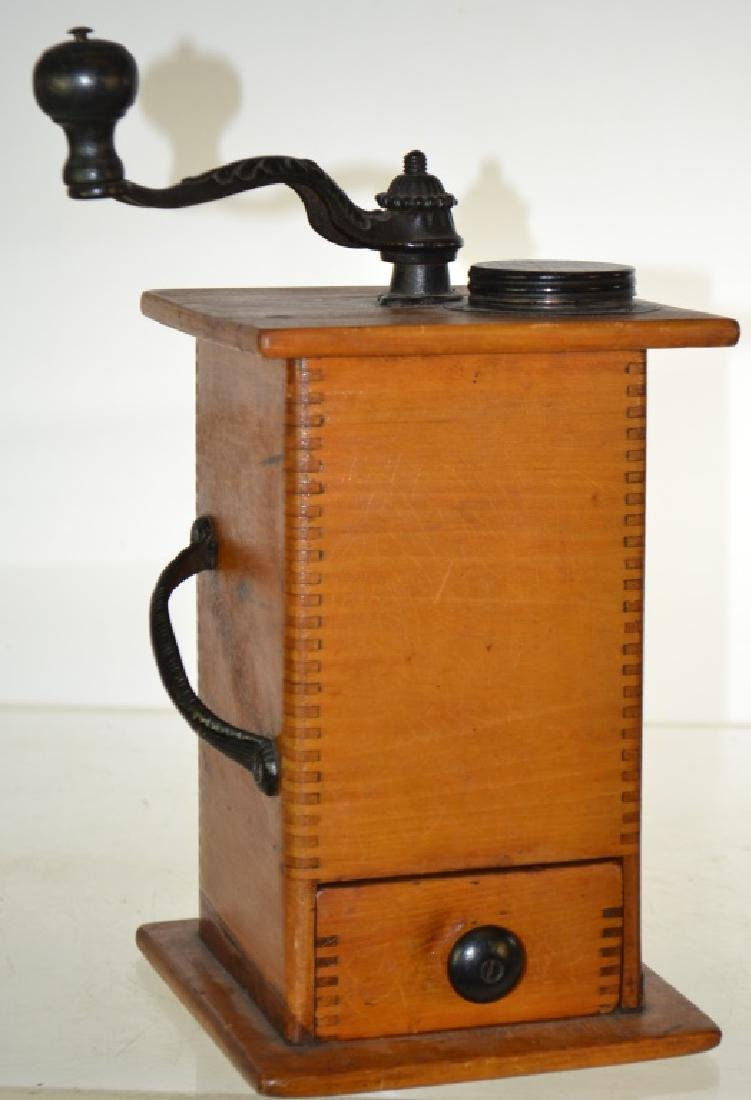 Finger Jointed Coffee Grinder