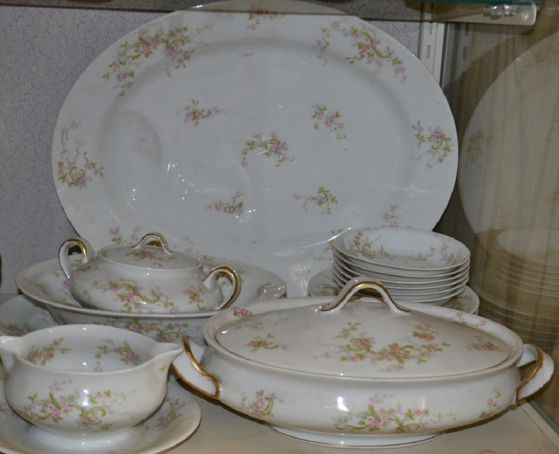 Partial Service of Haviland Limoges China