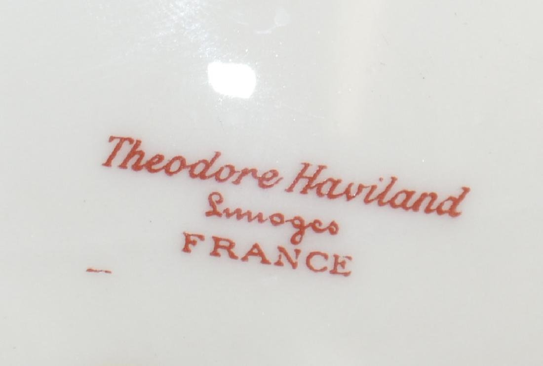 Partial Service of Haviland Limoges China - 2