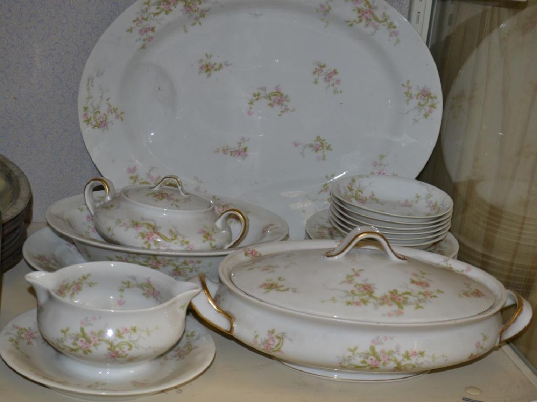 Partial Service of Haviland Limoges China - 3
