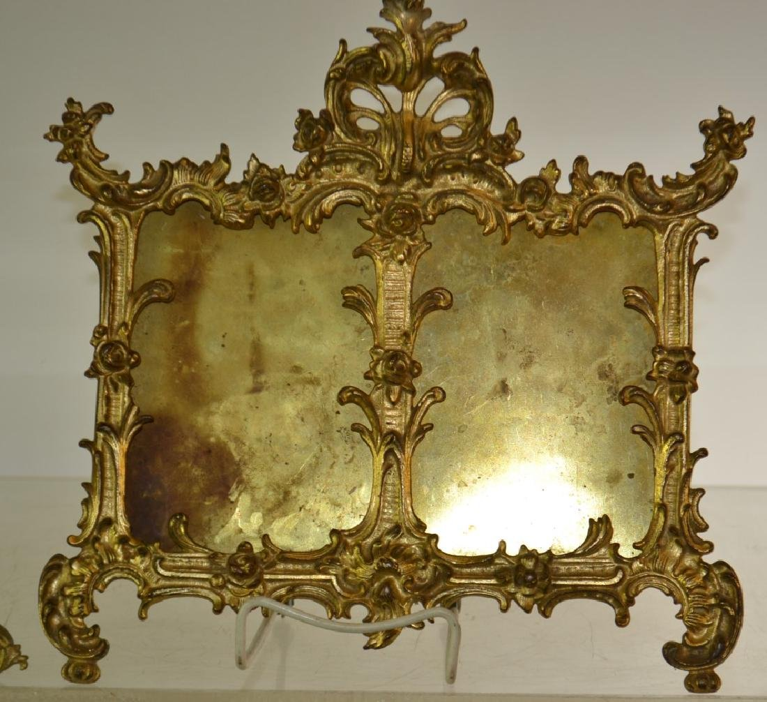 Brass Frame and Easel - 3