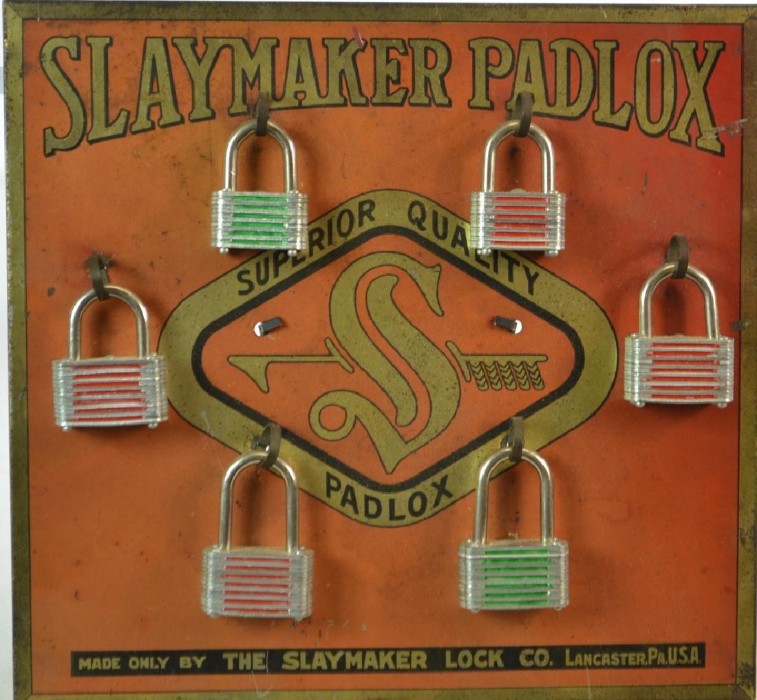 """""""Slaymaker Padlox"""" General Store Display - 2"""