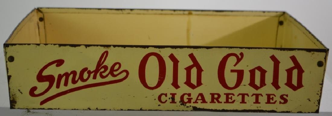"""Old Gold Cigarette"" Store Display"