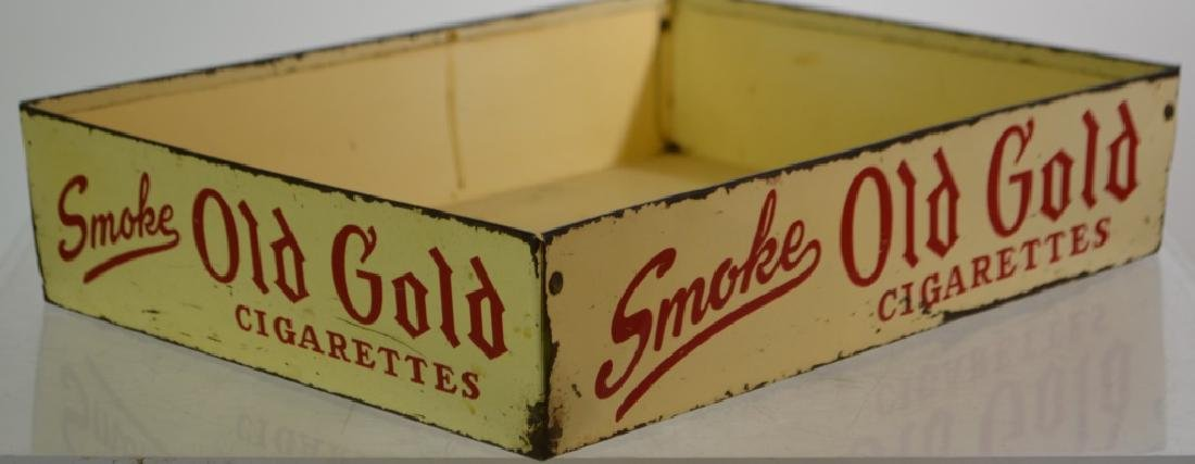 """Old Gold Cigarette"" Store Display - 2"