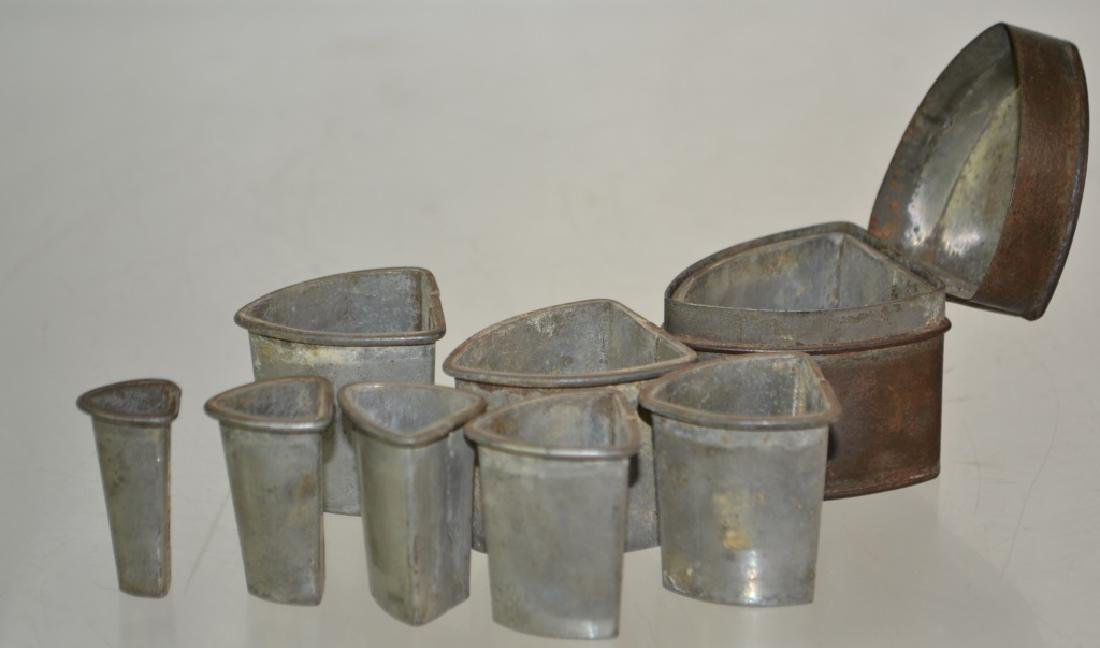 19th Century Graduated Funnels - 2