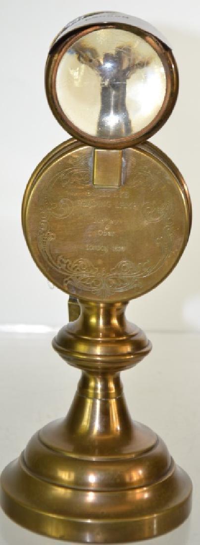 Brass (Bull's Eye) Reading Lamp
