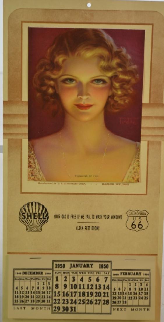 Vintage Advertising Calendars - 2