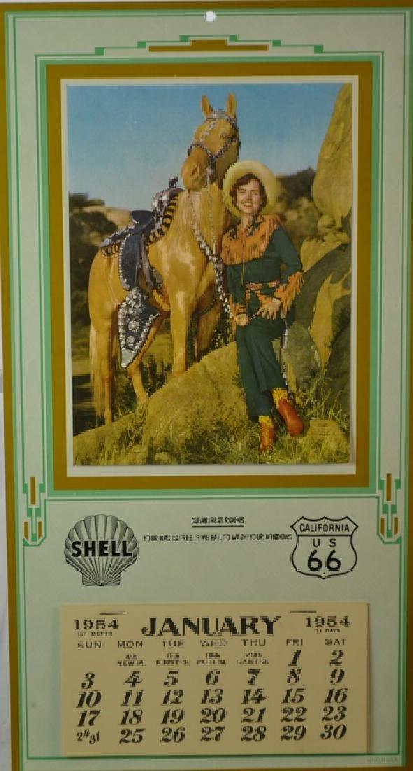 Vintage Advertising Calendars - 3