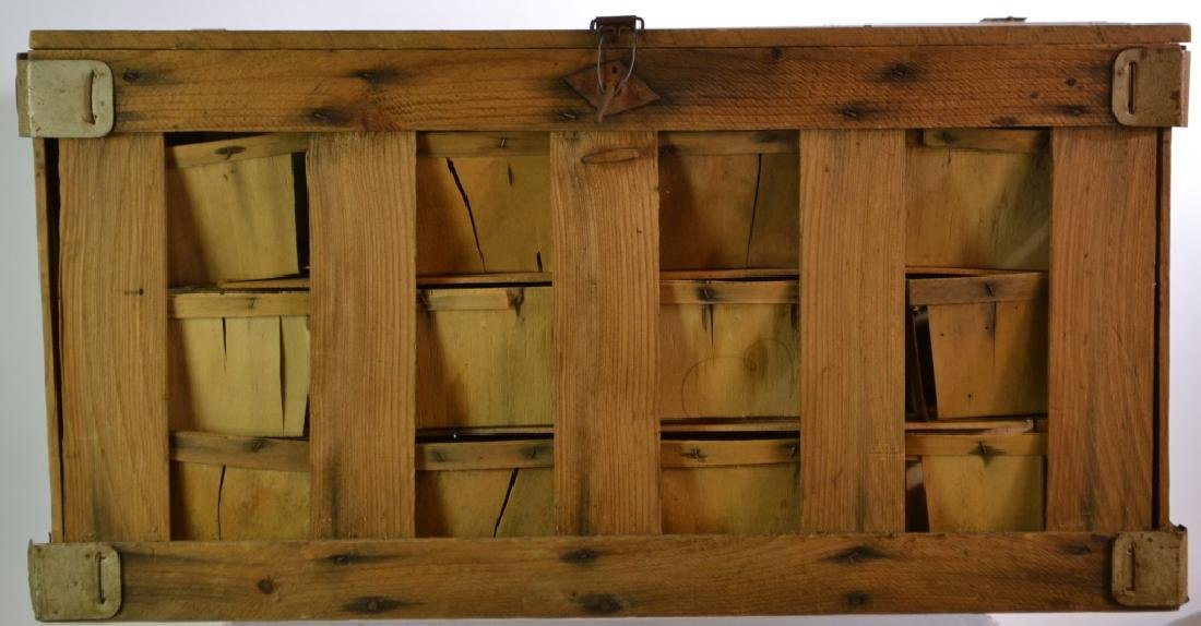 Late 19th/Early 20th Century Berry Box