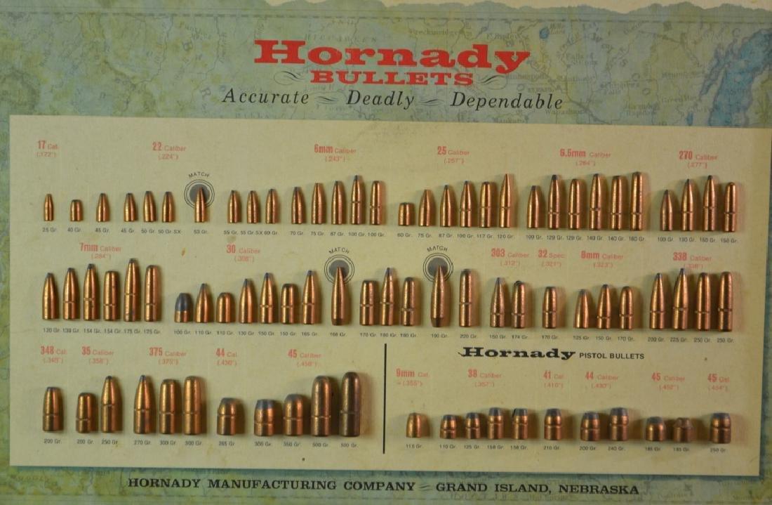 Hornady Bullet Display - 2