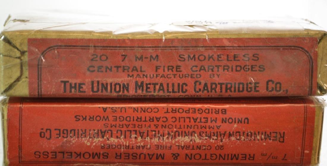 7mm Remington and Mauser Smokeless Cartridges - 2