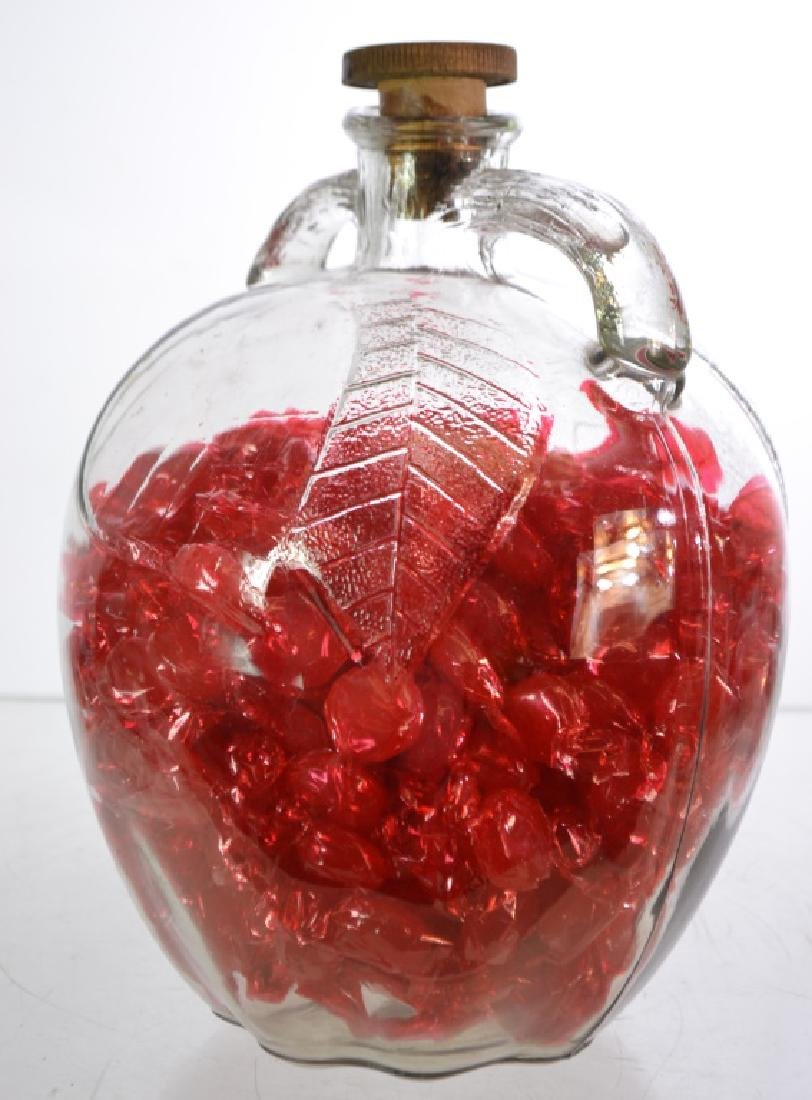 Apple Form Glass Jug