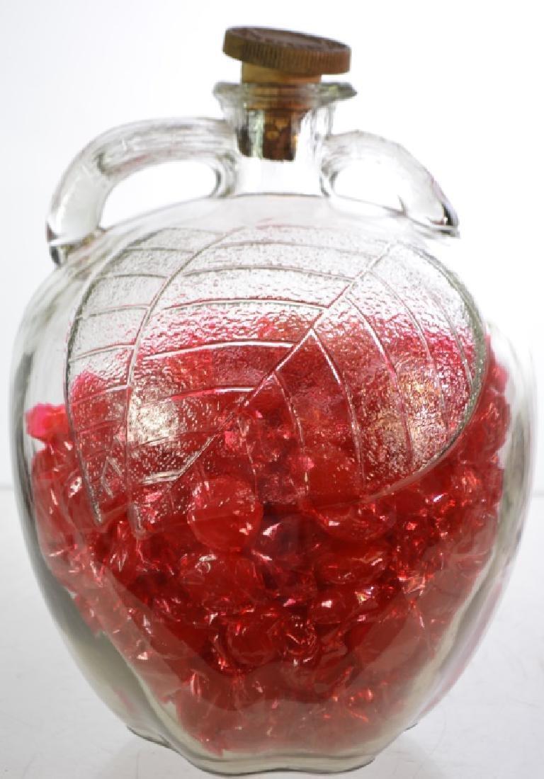 Apple Form Glass Jug - 2