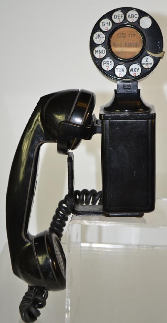 Vintage Hanging Wall Phone