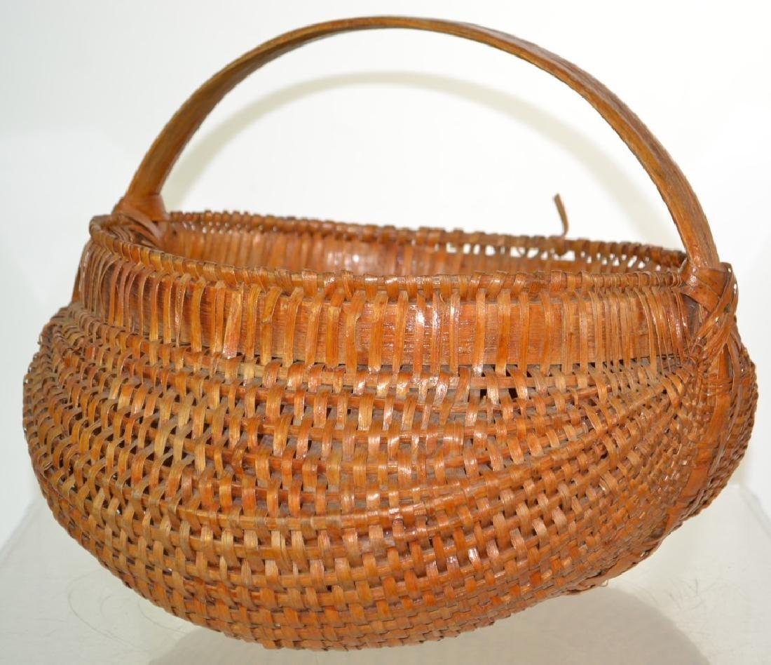 Vintage Buttock Basket - 2