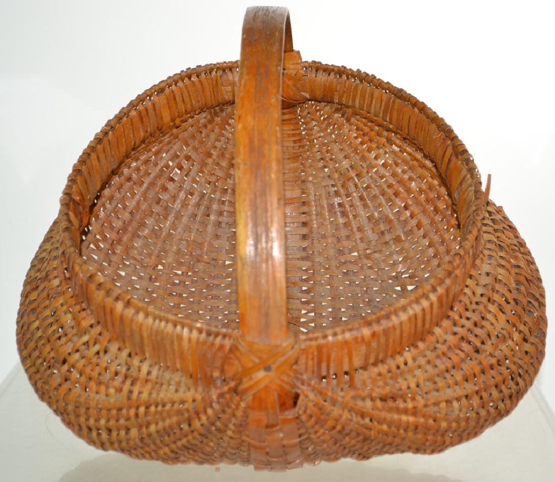 Vintage Buttock Basket - 3