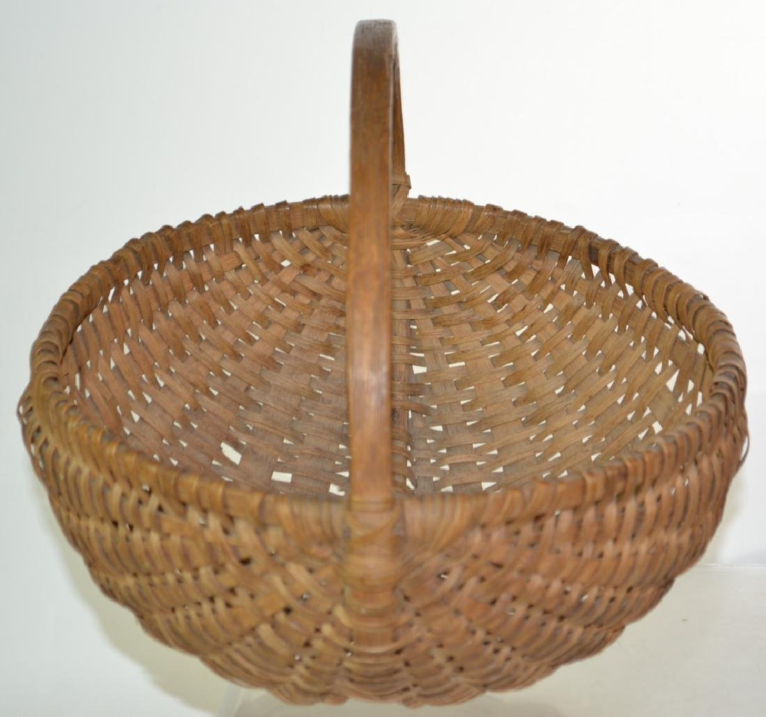 Two Vintage Egg Baskets - 2