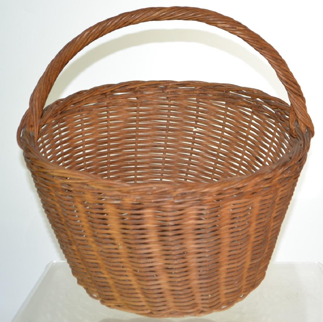 Two Vintage Baskets - 3