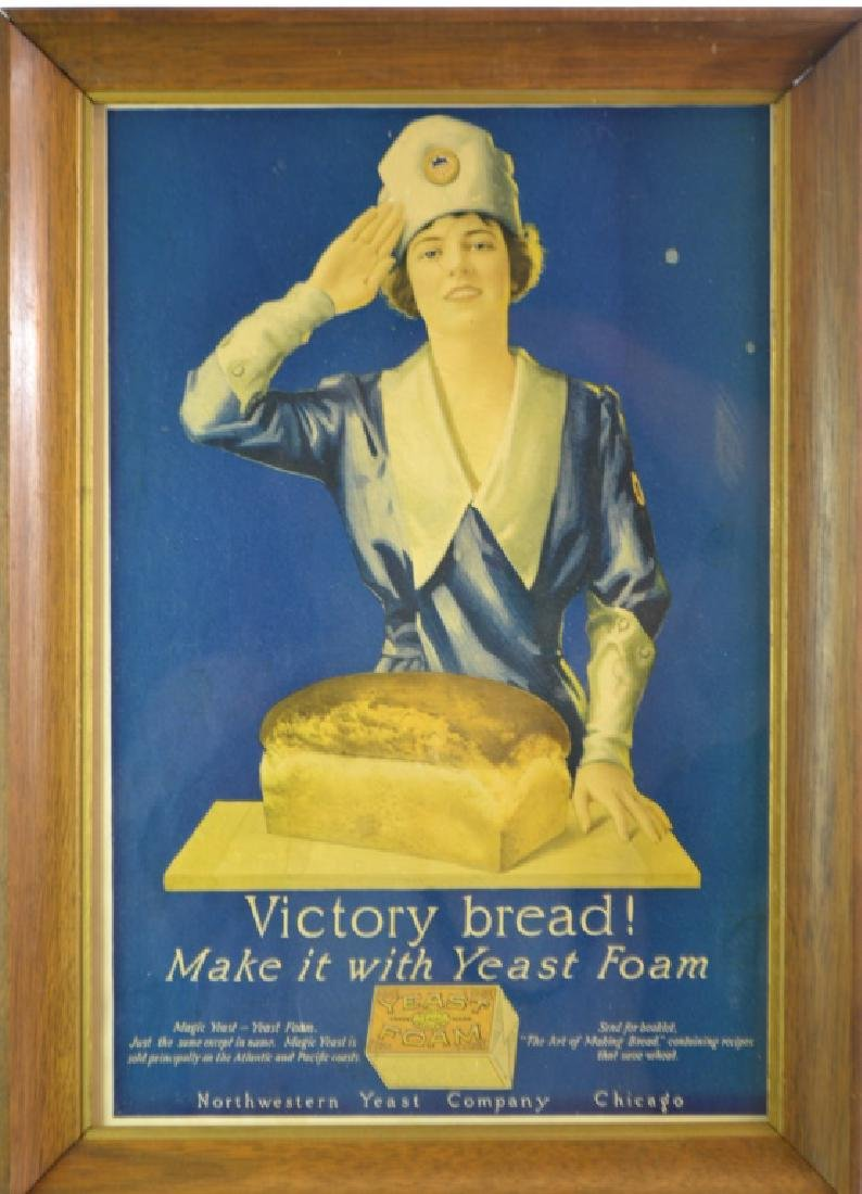 """Victory Bread"" Advertisement"
