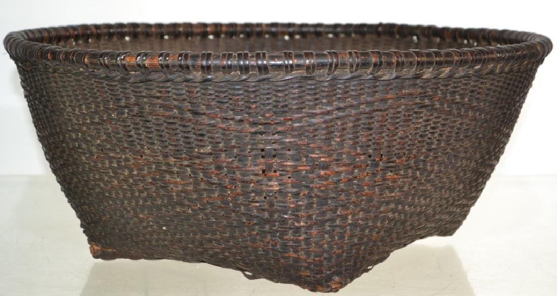 Large Native American Basket - 2