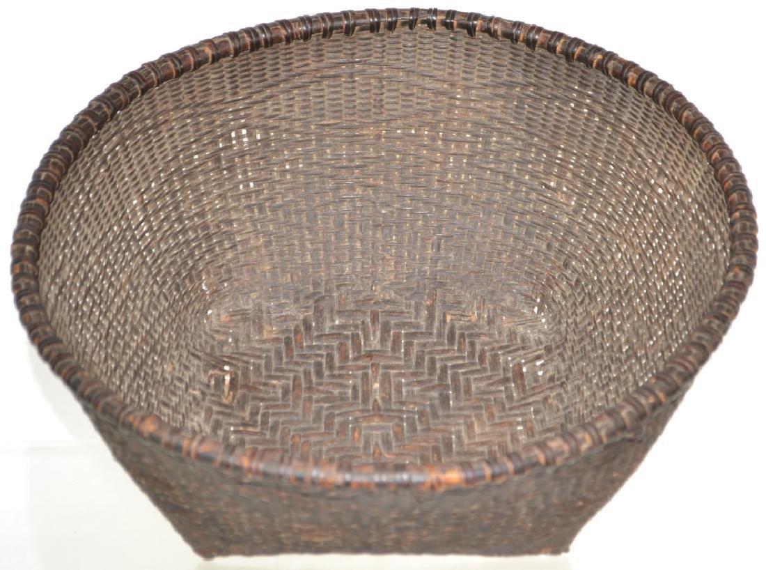 Large Native American Basket - 3