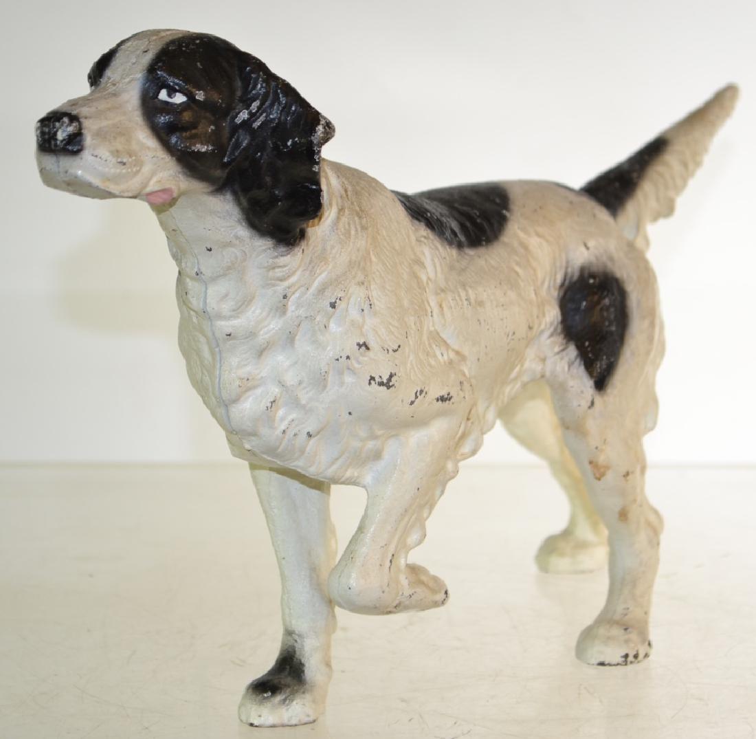Cast Iron Pointer Dog - 3